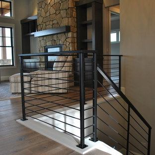 Contemporary Timnath Handrail