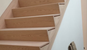 Contemporay Oak Stair