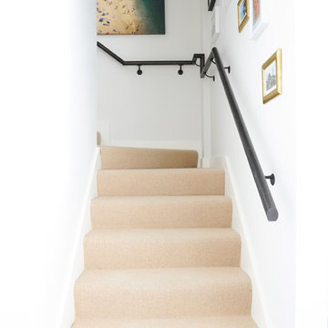 Coquitlam Townhouse - Staircase