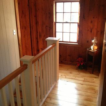 Cottage Hallway