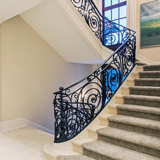 Mediterranean Staircase by Peter A. Sellar - Architectural Photographer