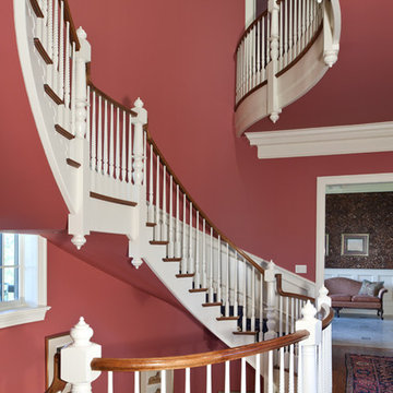 Country House - Stair Hall