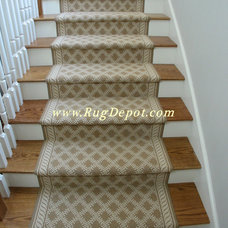 Staircase by Rug Depot