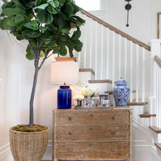 Beach Style Staircase by Bliss Home & Design