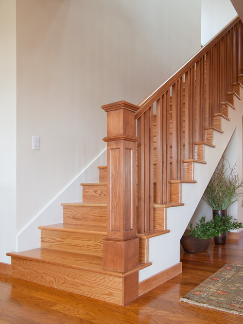 Mission Style Staircase Ideas Pictures Remodel And Decor
