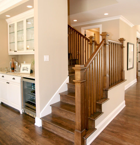 Staircase Design Ideas Remodels Photos: Save Email