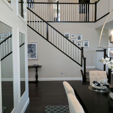 Craftsman Stair Railing - Product Line