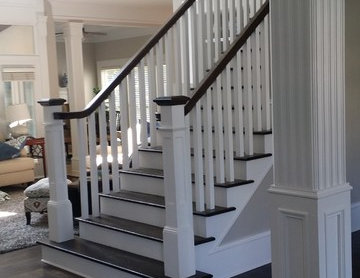 Craftsman Style Staircases