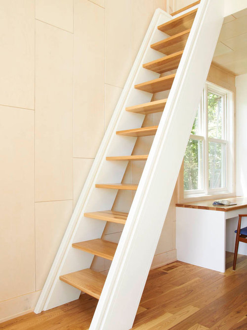 Steep Stairs Houzz