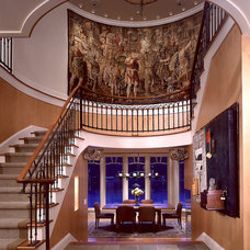 Traditional Staircase by Roger Turk/Northlight Photography