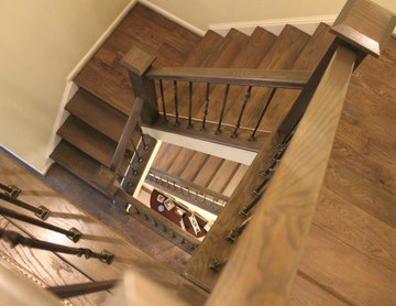 Crofton, MD, Interior Stairs and Rails