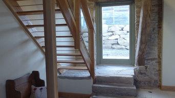 Cruck Barn Conversion