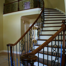 Mediterranean Staircase by Southern Staircase