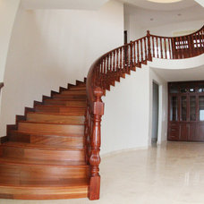 Traditional Staircase by M Squared Design - Architecture