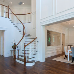Good Encino   Traditional Wood Curved