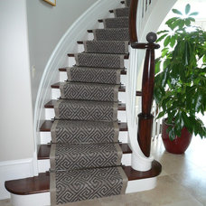 Modern Staircase by Personal Impressions