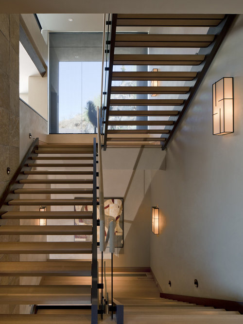 Inspiration For A Southwestern Open Staircase Remodel In Phoenix