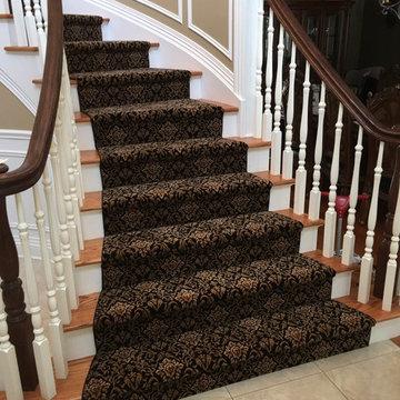Custom Carpet Installations