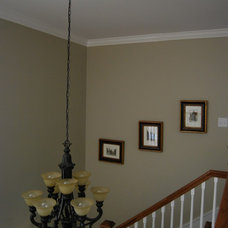 Traditional Staircase Custom Dream Home Built for a Family of 7