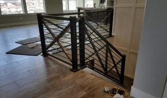 Custom Indoor Staircase