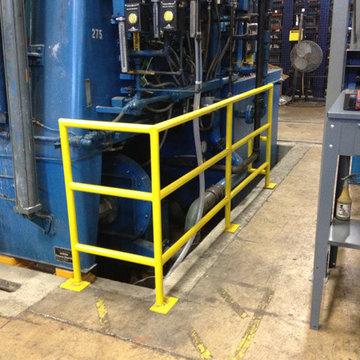 Custom Industrial Railings