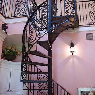 Custom Iron Staircases & Railings