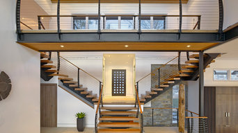Custom Modern Stairs