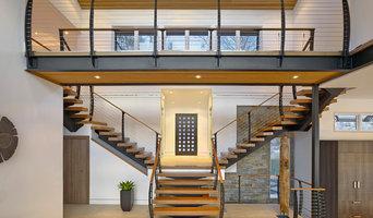 Custom Modern Stairs