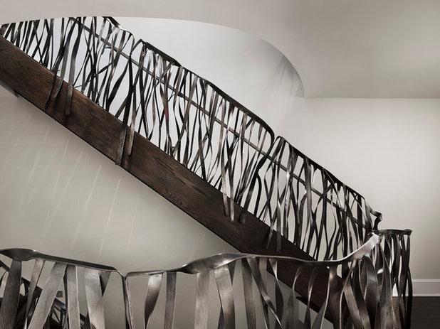 Modern Treppen by twelve26studio