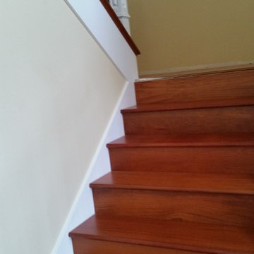 Custom Staircase design and Install