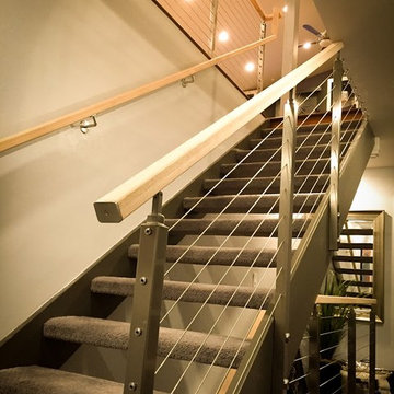 Custom Staircases & Railings