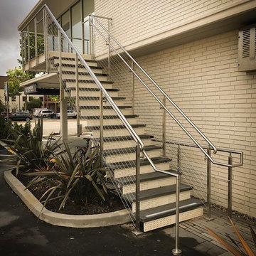 Custom Staircases & Railings