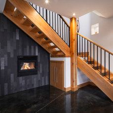 Contemporary Staircase by Icon Developments Ltd