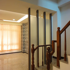 Eclectic Staircase by MEIYUAN