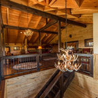 Staircase Rustic Staircase Minneapolis By Marie