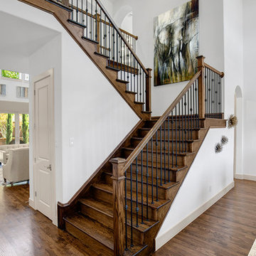 Dallas, Texas | Sabine Park - Signature Oriole Stairway