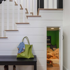 Transitional Staircase by Von Fitz Design