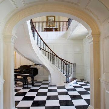 Daniel Island Ralston Creek Staircase & Foyer