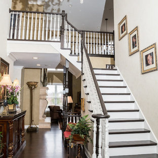 75 Beautiful Craftsman Staircase Pictures Ideas May 2021 Houzz