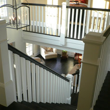 Staircase by Dave Lane Construction Co.