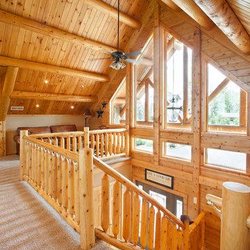 DC Log Cabin Hideaway