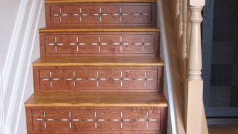 Decorative Stair Risers