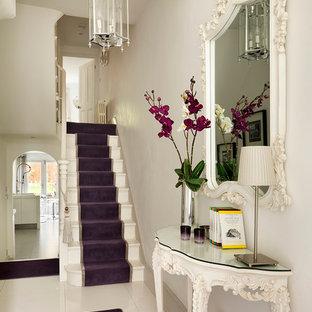 Идея дизайна: лестница в викторианском стиле