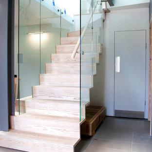 Douglas Fir Stair Treads   Houzz