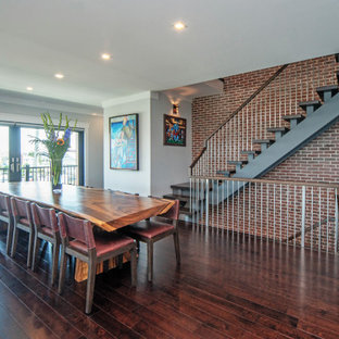 Dining Space and Stair