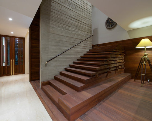 best contemporary ahmedabad staircase design ideas & remodel