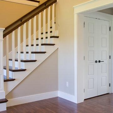 Double Closet Door Craftsman 5-Panel
