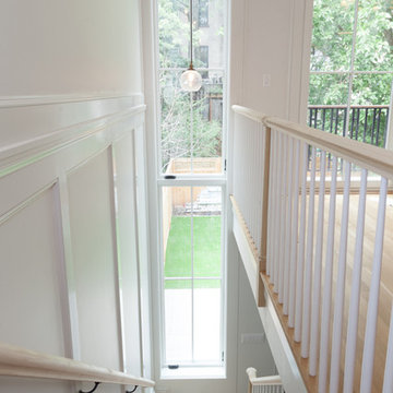 Double Height Stair