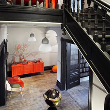 Eclectic Staircase by stephane chamard