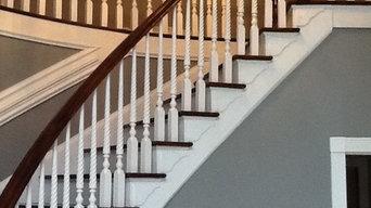Duluth stair way